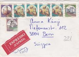 Eilbrief 1985 In Die Schweiz (br0407) - 6. 1946-.. Republic