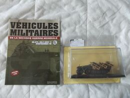 Véhicules Militaires SD KFZ 251/1 AUSF C WURFRAHMEN 40 Eaglemoss Collections 1/43 - Tanks