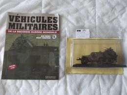 Véhicules Militaires M16 MGMC MEAT CHOPPER Eaglemoss Collections 1/43 - Tanks