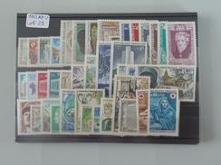 France 1969 Année Complète Neuf Luxe ** Cote 29 Euros 1582 à 1620