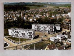 CPSM Colorisée - En Avion Au-dessus De - Ezanville (95) - 3. Les Nouvelles Cites - Ezanville