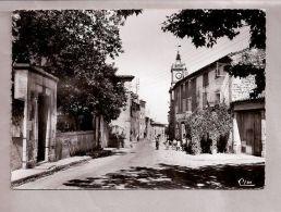 CPSM - Arpaillargues (30) - 1. La Grand Rue - Autres Communes