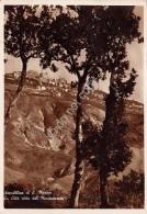 Cartolina Repubblica San Marino Panorama Da Montecerreto 1938 - San Marino