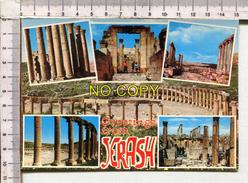 Jerash Greetings From