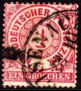 10416 Alemanha Confederação Do Norte Serviço 15 U (p) - North German Conf.
