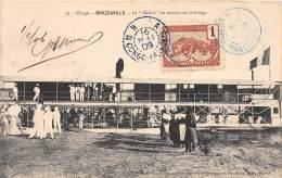CONGO - BRAZZAVILLE / Le Dolissié En Service Sur Le Congo - Belle Oblitération - Brazzaville