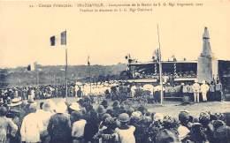 CONGO - BRAZZAVILLE / Inauguration De La Statue De Mgr Augouard - Brazzaville