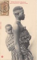 CONGO - BRAZZAVILLE / Femme Et Enfant Bavili - Région De Loango - Belle Oblitération - Brazzaville