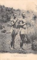 CONGO - BRAZZAVILLE / Types Banzabi - Beau Cliché - Brazzaville