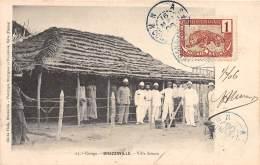 CONGO - BRAZZAVILLE / Villa Simon - Belle Oblitération - Brazzaville