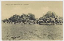 Felspartie Bei Spinxhafen Am Nyassasee - Malawi