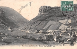 39 - Salins-les-Bains - Environs - La Vallée De Pretin - France