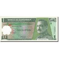 Guatemala, 1 Quetzal, 2008, 2008-03-12, KM:115, NEUF - Guatemala