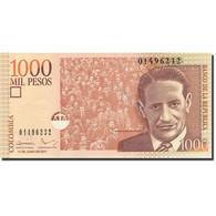 Colombie, 1000 Pesos, 2011, 2011-06-11, NEUF - Colombie