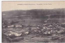 Haute-Marne - Autigny-le-Grand - Vue Générale - Les Deux Viaducs - Autres Communes