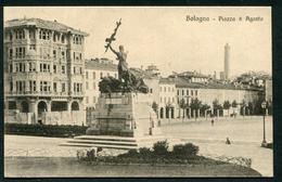 BOLOGNA - PIAZZA 8 AGOSTO - Bologna