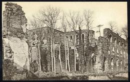 VILLERS - Abbaye; Choeur De L'Eglise Et Bibliothèque - Non Circulé - Not Circulated - Nicht Gelaufen. - Villers-la-Ville