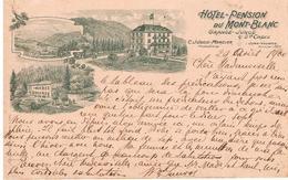 Hotel Pension Du Mont Blanc  Sainte Croix - Other