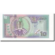 Surinam, 10 Gulden, 2000-01-01, KM:147, NEUF - Surinam