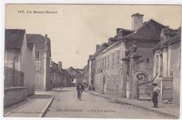 Haute-Marne - Arc-en-Barrois - La Rue De La Maladière - Arc En Barrois