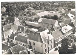 EN AVION AU DESSUS DE NOGENT LE BERNARD  LES HOTELS LE CENTRE  ***       A    SAISIR ****** - Francia