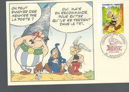 Asterix - Stripsverhalen