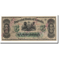 Canada, 100 Dollars, 1917-20, KM:S1141x, 1917-01-02, SUP - Canada