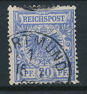 D. Reich Nr. 48 A Geprüft (Michel 6,00 Euro) - Allemagne