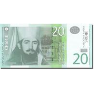 Serbie, 20 Dinara, 2006, 2006, KM:47a, NEUF - Serbie