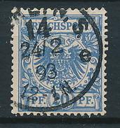 D. Reich Nr. 48 Bb Geprüft (Michel 6,00 Euro) - Allemagne