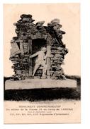 MILITARIA. Monument Commémoratif De Séjour De La Classe 18 Au Camp Du Larzac. R. I. 53e, 80e, 81e, 96e, 153e Réf. N°1868 - Regimenten