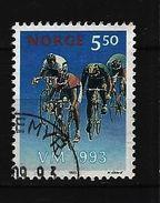 NORWEGEN - Mi-Nr. 1130 Rad-Weltmeisterschaften Gestempelt - Norwegen