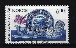 NORWEGEN - Mi-Nr. 1279 - 200 Jahre Stadt Egersund Gestempelt - Norwegen