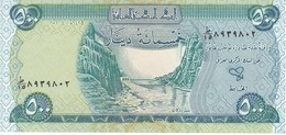BILLETE DE IRAQ DE 500 DINARS DEL AÑO 2004  SIN CIRCULAR-UNCIRCULATED  (BANKNOTE) - Iraq