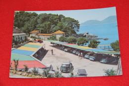 Fiascherino La Spezia Auto Parcheggio 1959 Con Citroen Pallas - VW Maggiolino - - Autres Villes