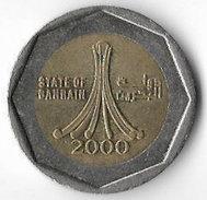 Bahrain 2000 500 Fils (1) [C313/1D] - Bahrain