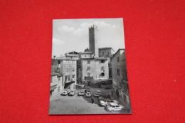 Arcola La Spezia Piazza Garibaldi 1970 Con Auto - Italia