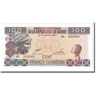 Guinea, 100 Francs, 2012, KM:35b, NEUF - Guinée