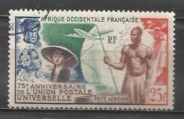 Q662-SERIE COMPLETA COLONIA FRANCIA AFRICA OCCIDENTAL FRANCAISE.SERIE COMPLETA Nº15 AEREO VALOR 9,25€. ************ - A.O.F. (1934-1959)