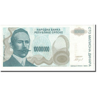 Bosnia - Herzegovina, 100,000,000 Dinara, 1993, KM:154a, NEUF - Bosnia And Herzegovina