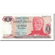 Argentine, 1 Peso Argentino, 1983, KM:311a, SPL - Argentine