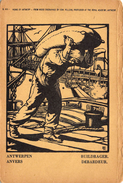 Antwerpen  Anvers   Buildrager Werken In Haven Antwerpen Postkaart Van Red Star Line     X 1376 - Antwerpen