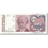 Argentine, 1000 Australes, 1988, KM:329b, TTB+ - Argentine
