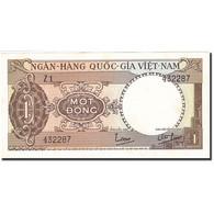 South Viet Nam, 1 Dông, 1964-1966, Undated (1964), KM:15a, SUP - Vietnam