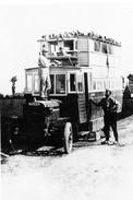 Militaria WW1 - Colombier Militaire Sur Le Toit D'un Camion - 1914-18