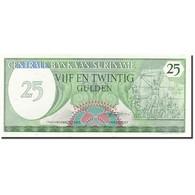 Surinam, 25 Gulden, 1982, 1985-11-01, KM:127b, NEUF - Surinam