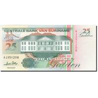 Surinam, 25 Gulden, 1991-1997, 1996-12-01, KM:138c, NEUF - Surinam