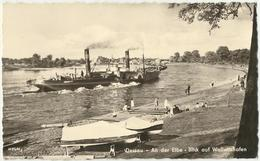 Dessau Elbe Steamers - Dampfer