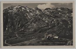 San Gottardo - Gotthardhospiz (2094 M) Photo: A. Borelli - TI Tessin