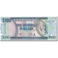 Guyana, 100 Dollars, 2006, KM:36b, NEUF - Guyana